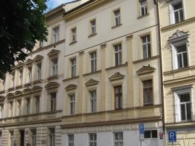 Bytový dům Vlkova 45, Praha 3